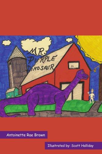 Mr. Purple Dinosaur PDF
