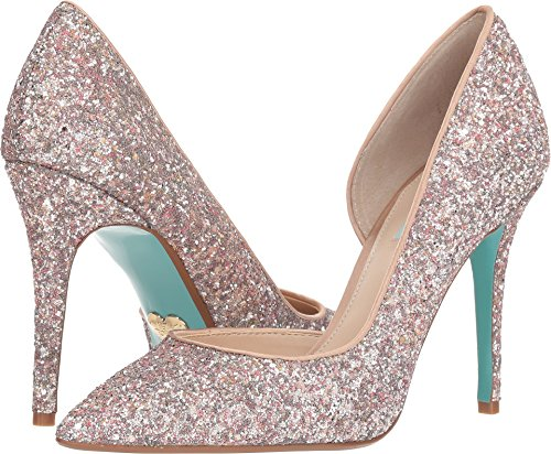 Blue by Betsey Johnson Women's Sb-Sally Pump