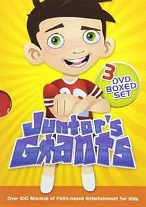 Junior's Giants (3 DVD Box Set)