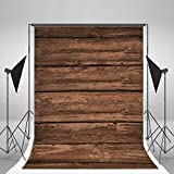 Vintage Wood Plank Lfeey 3x5ft Vinyl Photography Background Backdrops Photo Studio Props