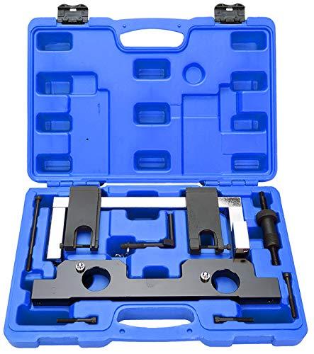 8MILELAKE Herramienta de sincronización de bloqueo de alineación de motor compatible con árbol de levas BMW N20 N26 Vanos Cam