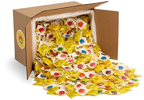 Candy Creek Sugar Free Lollipops, 8 Fruit Flavors, Bulk 15 lb. Carton ()