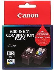Canon PG640CL641CP Combo Pack (1 x PG640 Black & 1 x CL641 Colour)