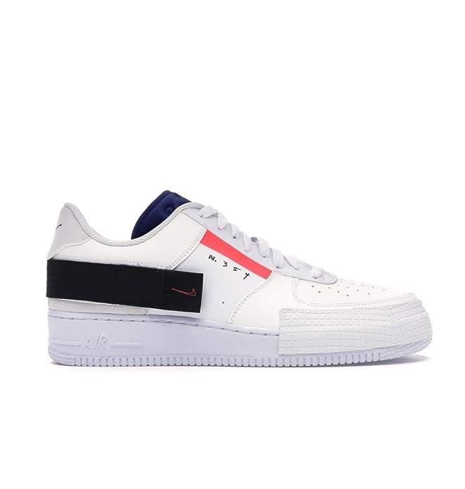 | Nike Air Force 1 AF1 Type Summit White N.354