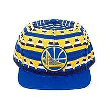 Mitchell & Ness Men's NBA Mixtec Snapback Hat - Golden State Warriors