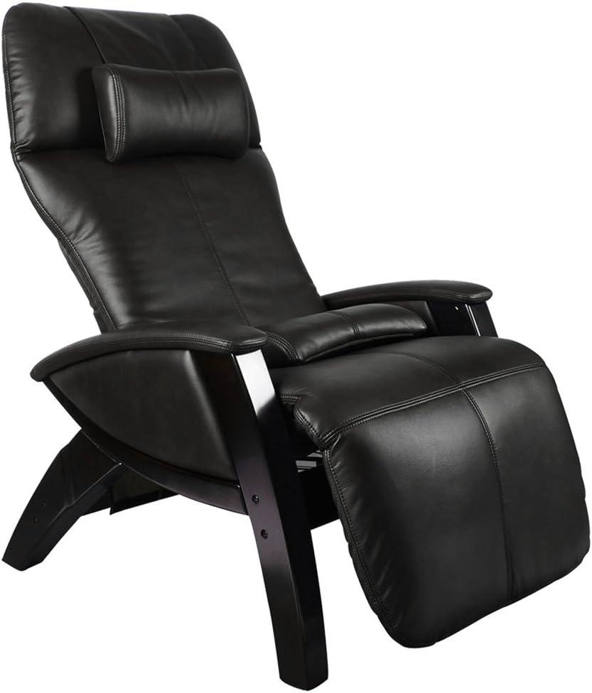 Svago Zero Gravity Chair - Black Soft Premium Leather