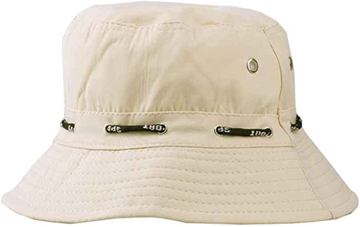 Lorjoy Estate Safari Escursionismo Bucket Hat Pescatore Sole Crushable Cappello Camping cap