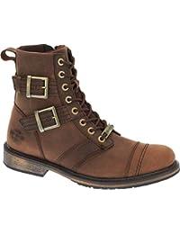 4b70784e95402 Amazon.com: Slip-On & Pull-On - Motorcycle & Combat / Boots ...