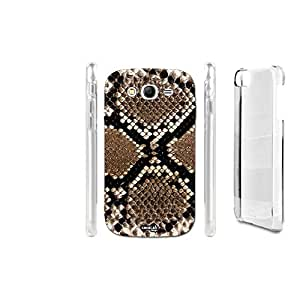 FUNDA CARCASA SERPENTE MARRONE PARA SAMSUNG GALAXY GRAND NEO GT-I9060