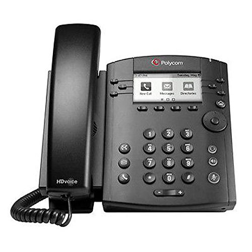 Polycom VVX 300 Business Edition for Skype - 2200-46135-019