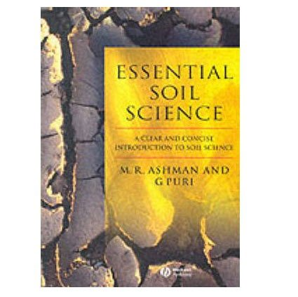 Essential Soil Science pdf