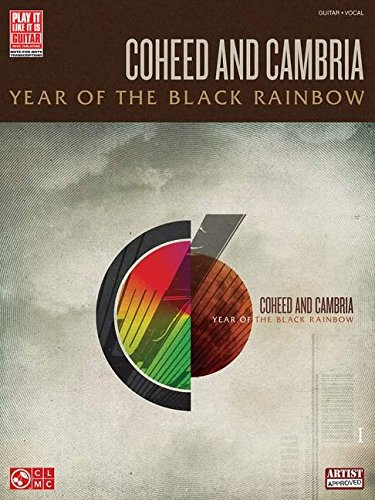 Coheed and Cambria - Year of the Black Rainbow (Play It Like It Is: - Cambria And Coheed Guitar