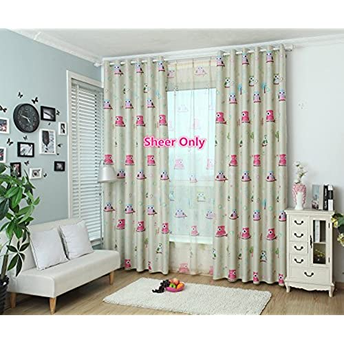 Cartoon Curtains for Kids Bedroom: Amazon.com