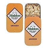 Maldon Smoked Sea Salt Small Pinch Tin - 0.35
