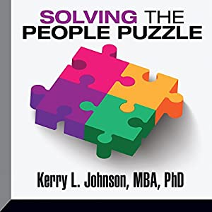 Solving the People Puzzle Audiobook
