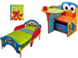 Elmo room in a box bundle of 3