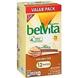 Belvita Breakfast Biscuits, Golden Oat, 1.76oz, 12 count