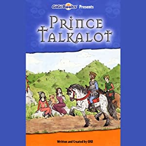 Prince Talkalot Audiobook