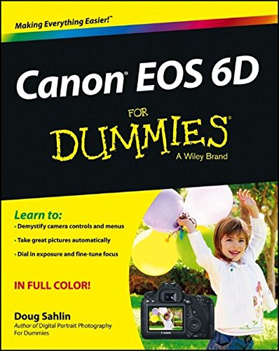Canon EOS 6D For Dummies ()