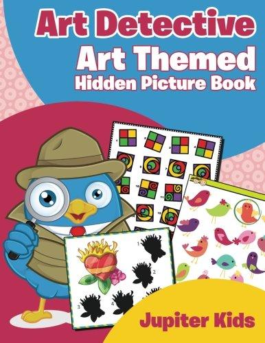 Art Detective: Art Themed Hidden Picture Book