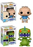 Funko POP! Nickelodeon Rugrats: Tommy + Reptar – Stylized Vinyl Figure Set NEW