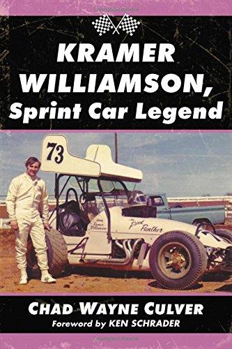Kramer Williamson, Sprint Car Legend