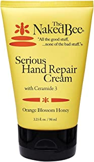 product image for The Naked Bee Orange Blossom Honey Serious Hand Repair Cream, 3.25 Oz
