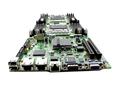 Dell PowerEdge C8220 Intel C602 LGA 2011 Socket R DDR3 SDRAM 16 Memory Slots Motherboard W6W6G 0W6W6G CN-0W6W6G by Dell (Image #1)