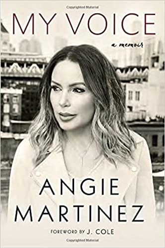 Image result for Angie Martinez | My Voice: A Memoir