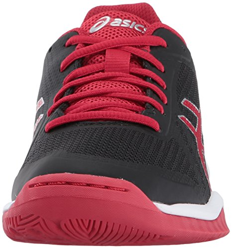 Red Black 2 Prime Gel Asics Shoes Tactic Silver Womens wxXnx0