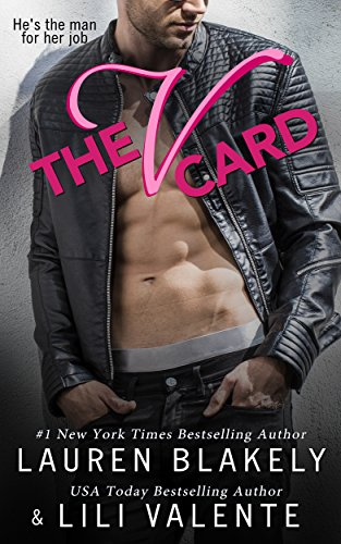 The V Card by [Blakely, Lauren, Valente, Lili]