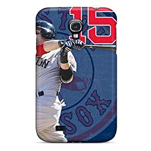 Galaxy S4 Hard Back With Bumper Cases Covers Boston Red Sox