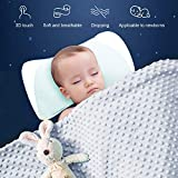 SWEET DOLPHIN Sherpa Minky Baby Blankets for Crib