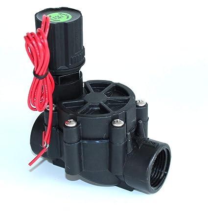 Amazon com : Irrigation System - Solenoid Valve Irrigation 3/4in