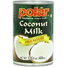 MW Polar Coconut Milk, Premium, 13.5-Ounce (Pack of 12)