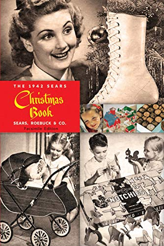 The 1942 Sears Christmas Book from DOVER PUBLICATIONS