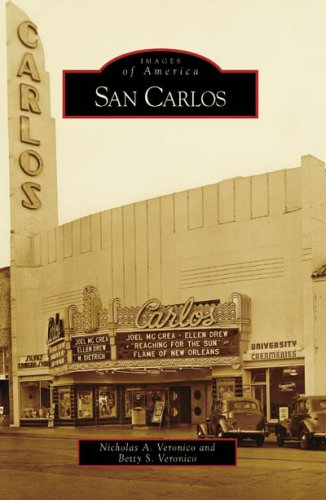 San Carlos (CA) (Images of America)