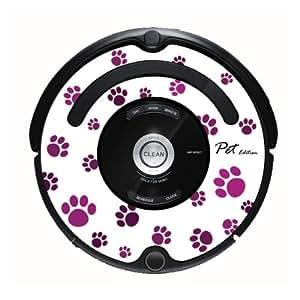 iRobot idpetlwht - iDress Pet Lover Blanca - Pegatina para personalizar Roomba
