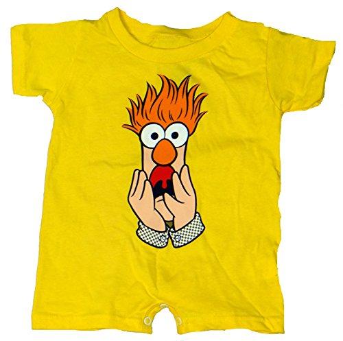 Disney Muppets Beaker Onesie Bodysuit