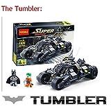 Batman The Tumbler Joker Super Heroes DC Building Blocks Marvel Set Minifigures Toy Compatible With LEGO (WITHOUT original boxes)