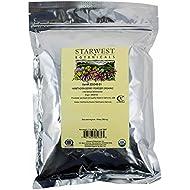 STARWEST BOTANICALS Organic Hawthorn Berry Powder, 16 oz, 1 lb
