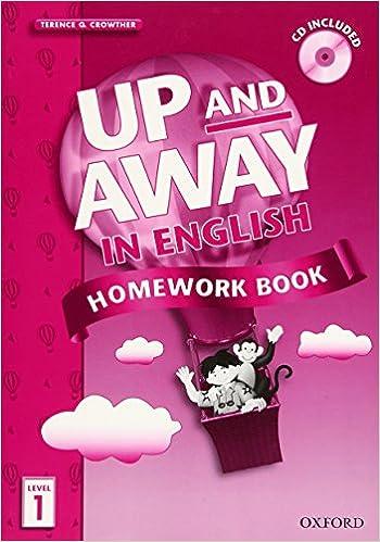 Up and Away in English Homework Books: Pack 1: Homework Book Packs ...