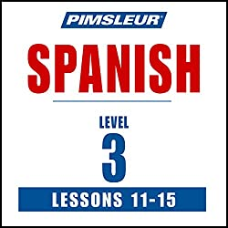 Spanish Level 3 Lessons 11-15