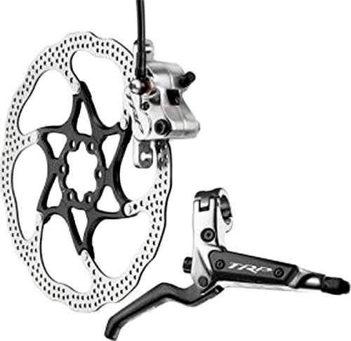 TRP Quadiem SL Carbon All Mountain/DH Race Disc Brake Rear 180mm Rotor by TRP