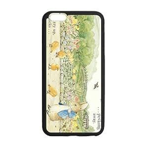 iPhone 6 Plus Case, [peter rabbit] iPhone 6 Plus (5.5) Case Custom Durable Case Cover for iPhone6 case