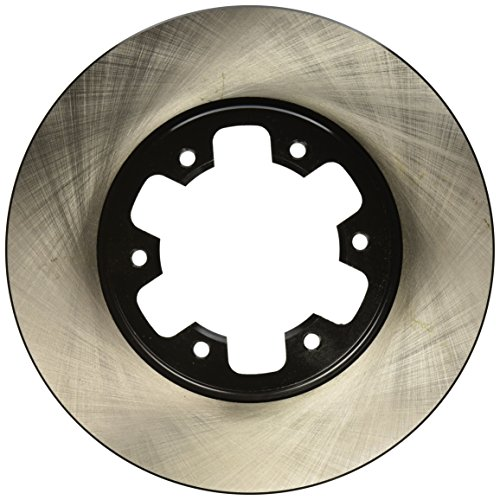 Pickup Centric Brake (Centric Parts 120.42029 Premium Brake Rotor with E-Coating)