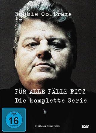 Für Alle Fälle Fitz Staffel 1 4die Komplette Serie 11