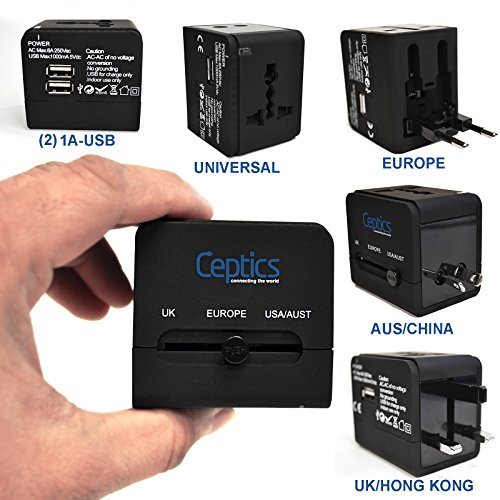 Ceptics International Travel Adapter UP 9KU product image