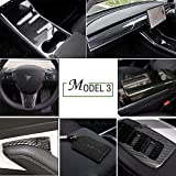 Tesla Model 3 A Set of Interior Covers Include