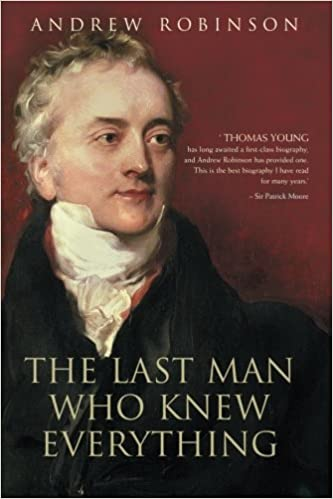 Book The Last Man Who Knew Everything
